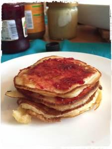 Pancakes 4 Fotor